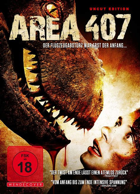 Area 407 - Film 2011 - Scary-Movies