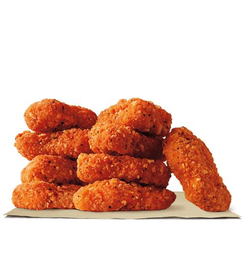 Spicy King Nuggets | BURGER KING® Hungary