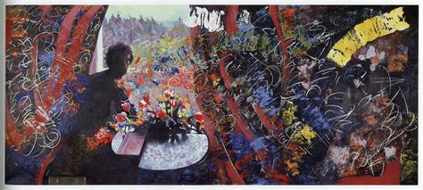 Joni Mitchell - Still Life With Commotion - paintings