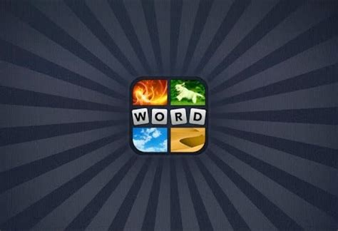 4 Pics 1 Word game, the next Draw Something – Product