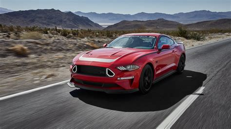 2019 Series 1 Ford Mustang RTR | Top Speed