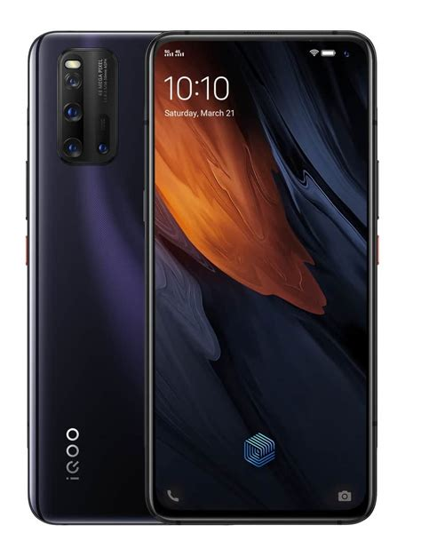 IQOO 3 Flagship Is Official With SD865, 12GB Of RAM & 55W