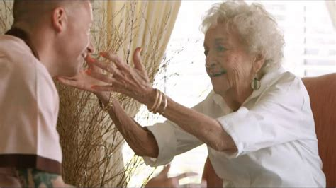 Macklemore Surprises His Grandmother on Her 100th Birthday
