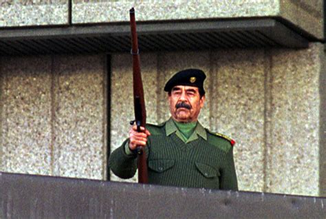 What Do Hitler, Saddam Hussein and Gaddafi Have In Common