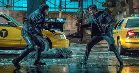 Keanu Reeves Is Our Greatest Action Star