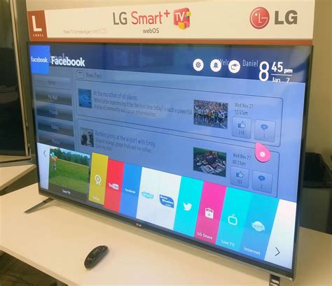 Hands-on with LG's WebOS Smart TV: Is 'simple' enough? - CNET