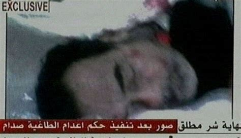 Saddam Hussein's body moved to safer location by Sunni