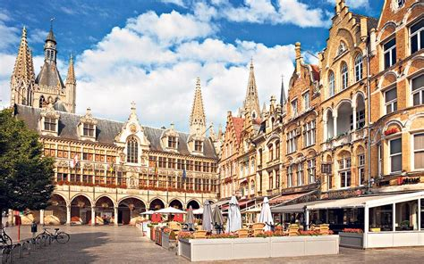 Michael Morpurgo's Ypres: My Kind of Town - Telegraph