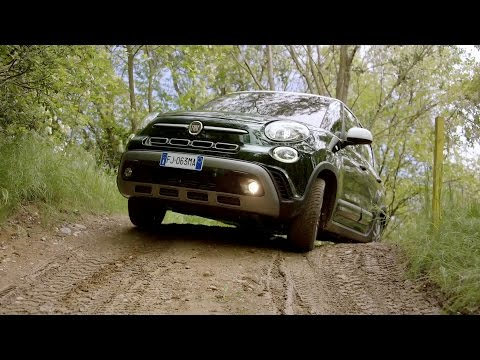 Fiat 500L - Uconnect - YouTube