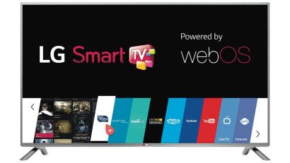 You Can Buy LG's New WebOS Ultra HD TVs Right Now