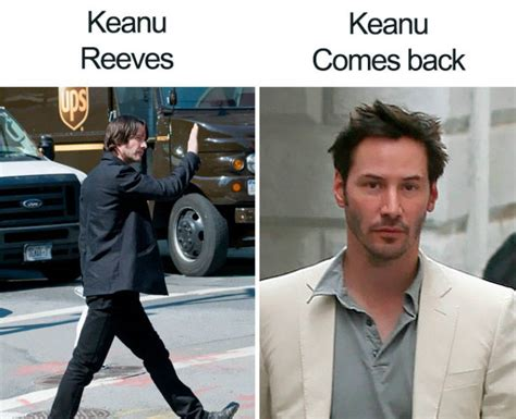 Keanu Reeves Is A Never-Ending Source Of Lovable Memes (30