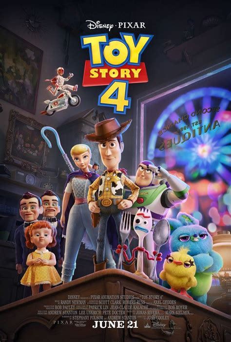 Toy Story 4 Trailer – Keanu Reeves Features Duke Kaboom