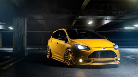 Ford Focus ST Wallpaper   HD Car Wallpapers   ID #5533