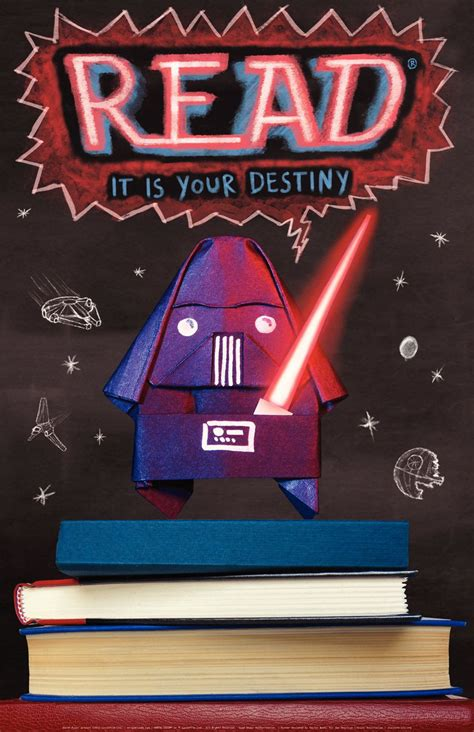 Star Wars Posters and Bookmarks - Gresswell Specialist