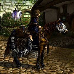 Steed of the Unearthed Kingdom - Lotro-Wiki