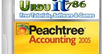 Peachtree Accounting Software 2005 [Full Version] - Free