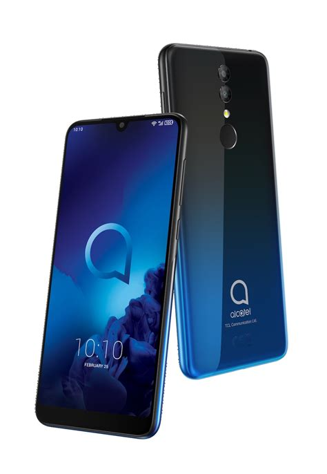 Alcatel launches its 2019 range of feature-rich yet