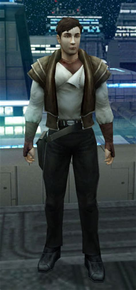 SWTOR/KOTOR Lore Outfit Side-by-side Comparison : swtor